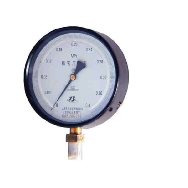 YB-150精密壓力表
