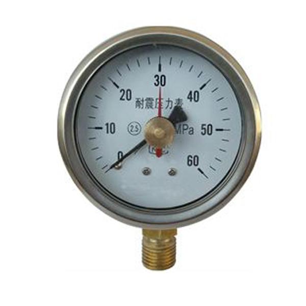 YN-60耐震壓力表