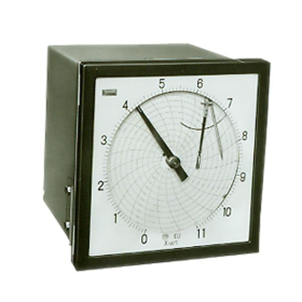 XBJ系列大型圓圖自動平衡記錄(調節)儀