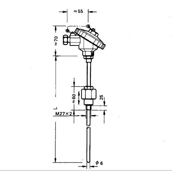 軸承熱電阻